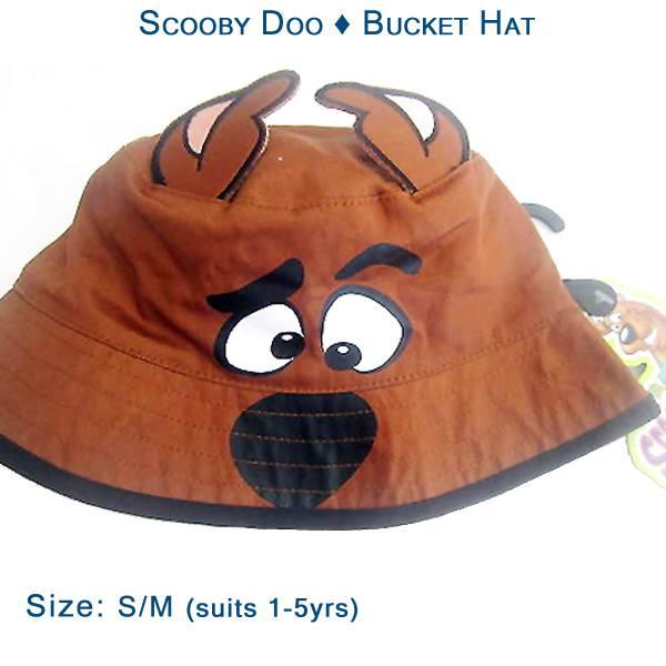 Scooby Doo - Bucket Hat - Gab s CutieWear 9420132d564